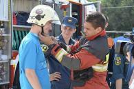 В России открылся первый Всероссийский центр подготовки студенческих спасательных отрядов