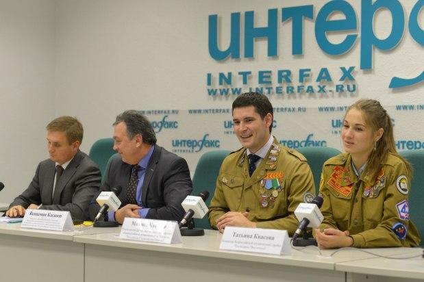 Михаил Киселев: «Молодежь не будущее, а настоящее нашей страны»