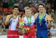 На Чемпионате мира по спортивной гиснастике россияне завоевали 1 золото и 5 бронз