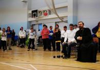Состоялись соревнования по бочче среди людей с интеллектуальными и двигательными нарушениями