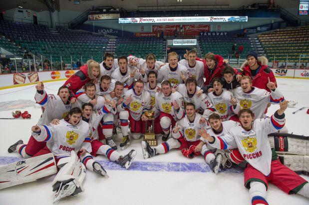 Молодёжная сборная России выиграла суперсерию Subway