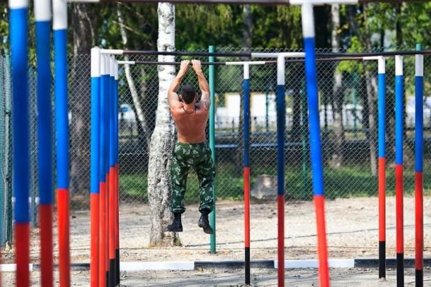 Cтартовал весенний призыв в армию 2014