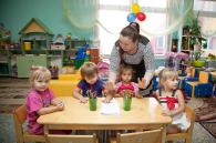 При вузах откроют детские сады для детей студентов
