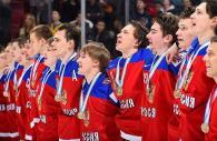Россияне – бронзовые призёры Чемпионата мира по хоккею среди молодёжных команд