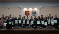 Александр Попов провел встречу с участниками молодежной форумной компании 2016 года