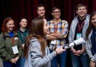 Участники форума «Молодежь России – Поколению Победителей» защитили свои проекты